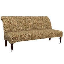 Incredible Cheetah Linen Fabric Alphanode Cool Chair Designs And Ideas Alphanodeonline