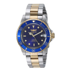 Two-Tone Automatic Watch2
