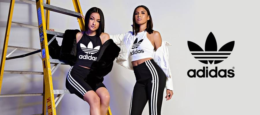 big discount sale super cute adidas Women's Dresses, Two Piece Outfits. Crop Tops ...