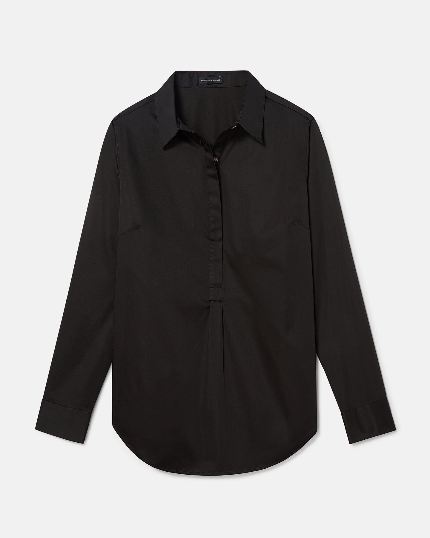 Elbe Shirt - Black - image 1