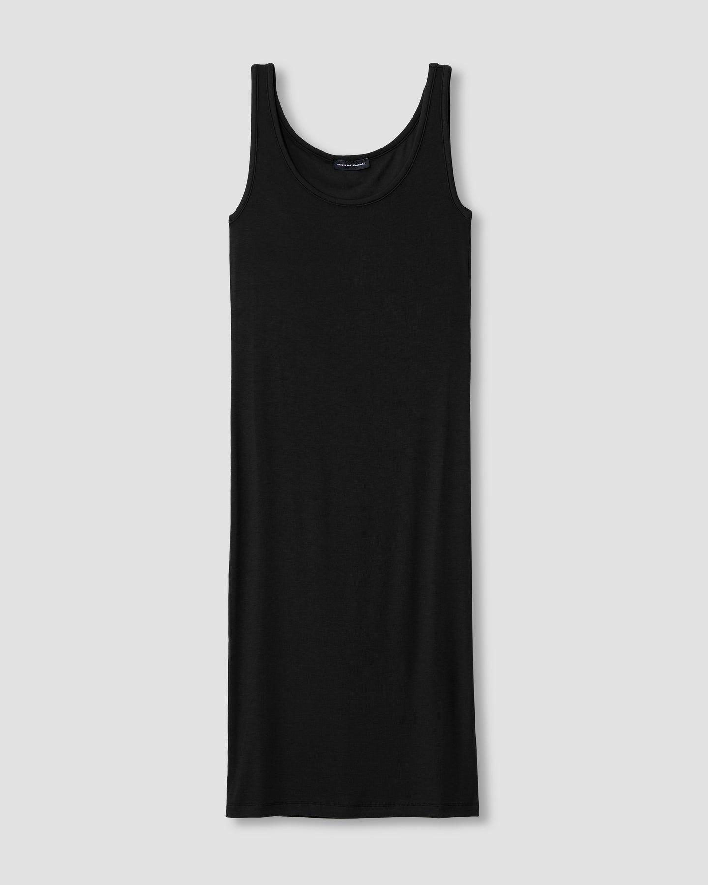 Foundation Tank Dress - Black - image 1