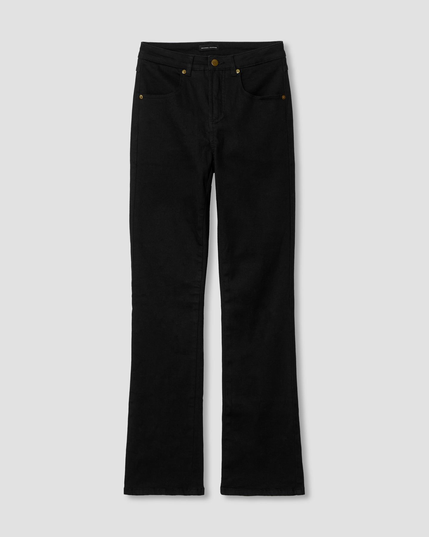 Marne Bootcut Jeans 32 inch - Black - image 1