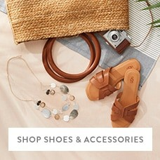 Our New Early Summer Styles Are Here! Shop Shoes & Accessories Now.