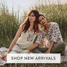 New, Late Summer Styles Just Arrived! Shop Now.