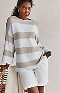 pure jill linen shorts