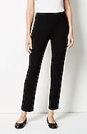 wearever smooth-fit slim-leg pants