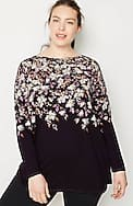fit relaxed shirttail tunic