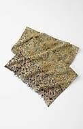 pure jill fringed kalamkari scarf