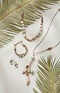 summer sands stretch bracelet