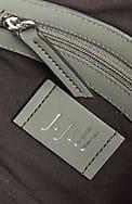 color-block crossbody bag