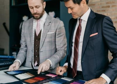 Tie Bar - Made To Measure Suiting