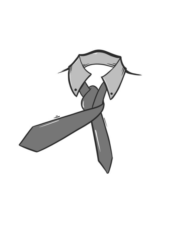 The Windsor Knot Step4
