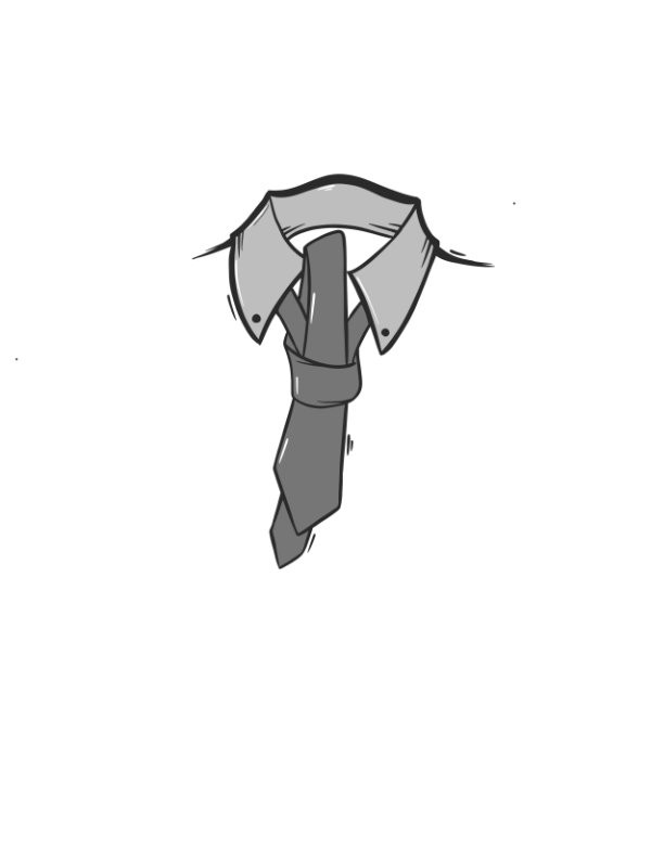 The Windsor Knot Step6