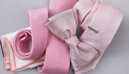 Tie Bar - Wedding Colors