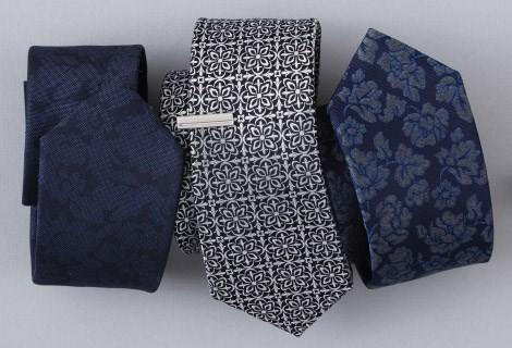 Tie Bar - Wedding Patterns