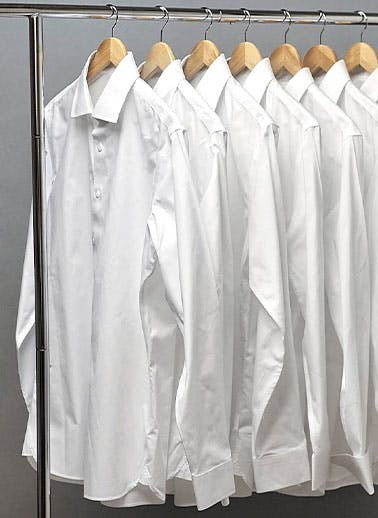 Replenish your closet with one of our essential white shirts (or buy 3 for $140).