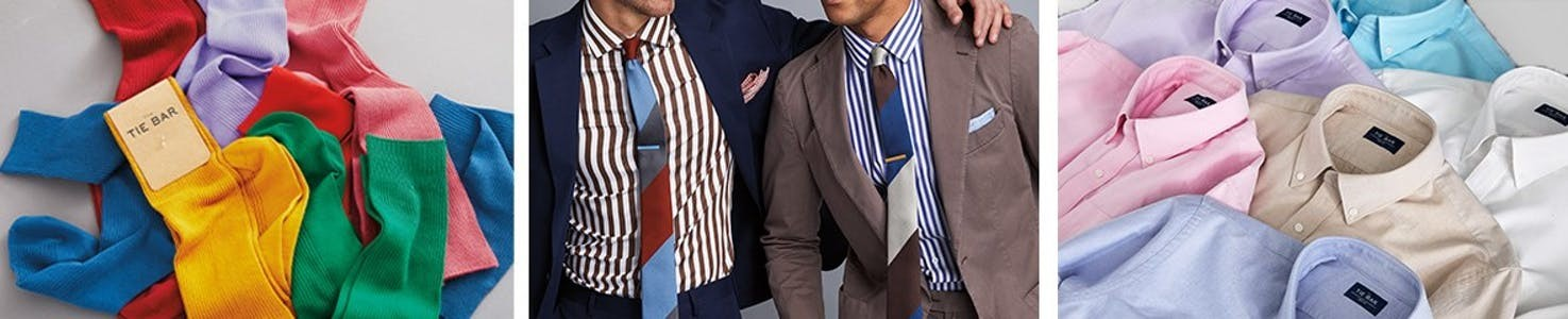 Tie Bar promotions
