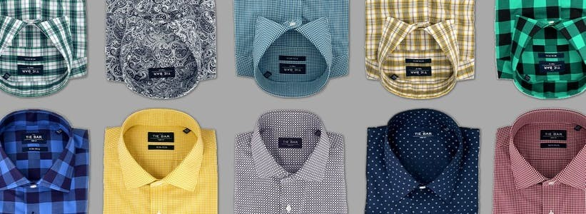 Shop for Tie Bar Shirts