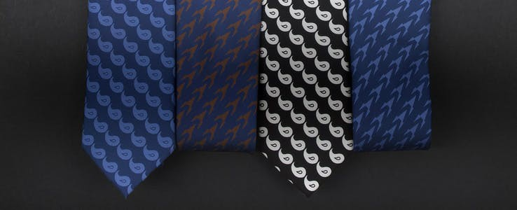 Tie Bar x Michel Men