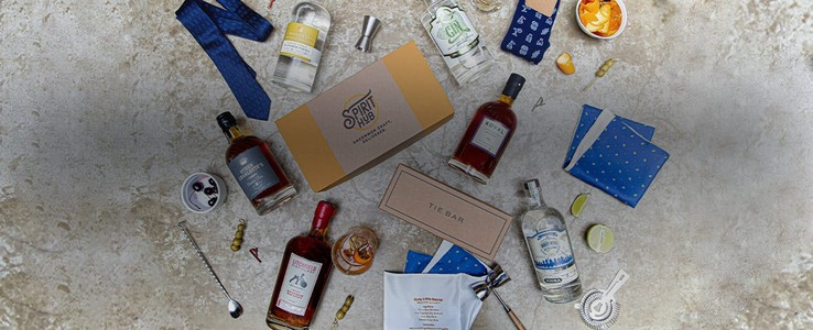 Men's accessories and cocktails