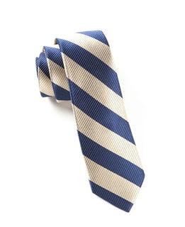 Classic Twill Champagne Tie