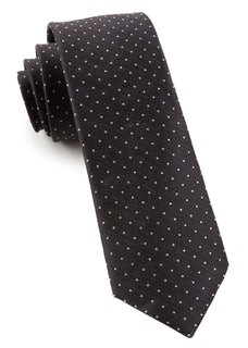Rivington Dots Black Tie