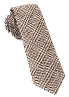 Columbus Plaid Browns Tie