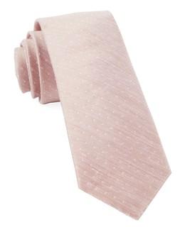 Destination Dots Blush Tie