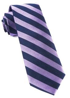 Lumber Stripe Lavender Tie