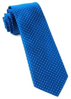 Mini Dots Royal Blue Tie