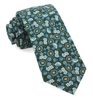 Flower City Hunter Tie