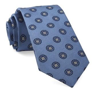 Counter Medallions Light Blue Tie