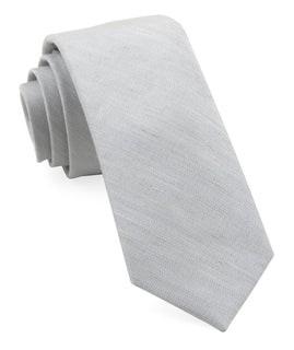 Bhldn Linen Row Mist Tie