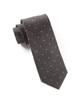 Bulletin Dot Black Tie