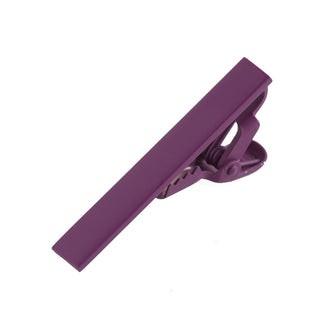 Matte Color Azalea Tie Bar