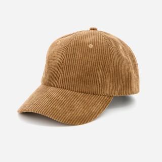 Corduroy Brown Dad Hat