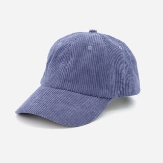Corduroy Denim Blue Dad Hat
