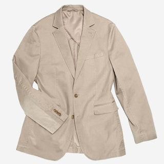 The Miracle British Tan Jacket