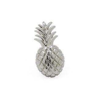 Pineapple Silver Lapel Pin