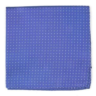 Mini Dots Periwinkle Pocket Square