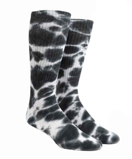 Day Dreamer Black Dress Socks