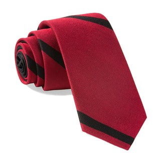 Special Edition - Rebel Stripe By Dwyane Wade Wine Tie