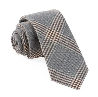 Barberis Tempo Grey Tie