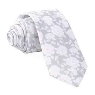 Bhldn Floral Gala Grey Tie
