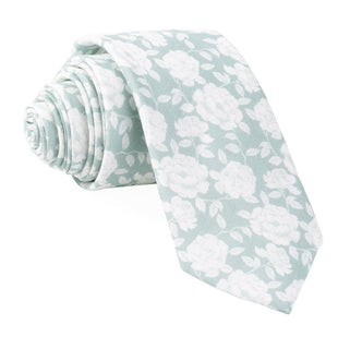 Bhldn Floral Gala Morning Mist Tie