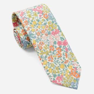 Liberty Joanna Louise Pink Tie