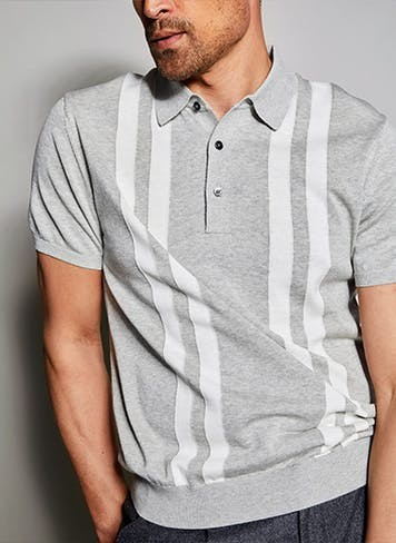 Summer polos built for working hard at home or at the office, and hardly working on your day off.