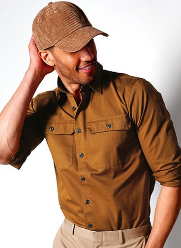 Upgrade your fall shirt wardrobe with our limited-edition Utility Shirt.