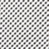 Petite Gingham Black Tie
