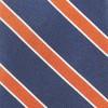 Honor Stripe Orange Tie